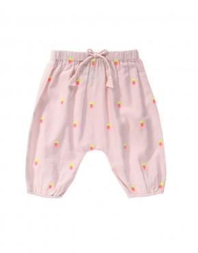 pantalon-brode-willy-ananas-rose